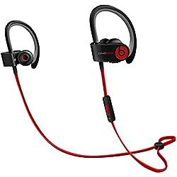 [Inalámbrico] Beats by Dr. Dre Auriculares In Ear Powerbeats2 - Rojo y negro