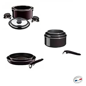 TEFAL Ingenio Easy email set 9 pièces
