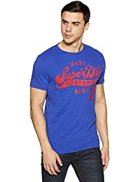 c25496d4 Amazon.in: Superdry - T-Shirts & Polos / Men: Clothing & Accessories