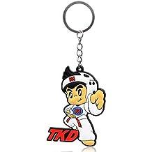 Playwell Taekwondo Goma Llavero Nuevo 2018 Serie - K5