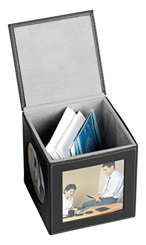 bellino-memory-cube-picture-frame-set-of-4-set-of-2-color-nero