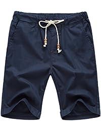 NiSeng Gran Tamaño Playa De Verano Hombres Pantalones Cortos De Surf Pantalones Cortos Bañador Traje de Baño