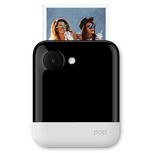 Polaroid - Appareil photo numérique à impression instantanée Polaroid POP 9 cm x 10 cm avec technologie d'impression ZINK sans encre - Blanc