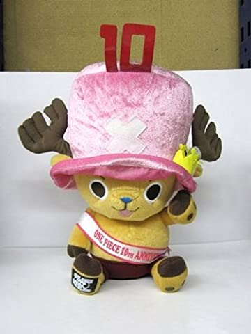 One Piece 10th Anniversary DX Plush-12