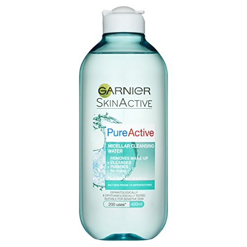 Pure Active by Garnier Micellar Water 400ml …