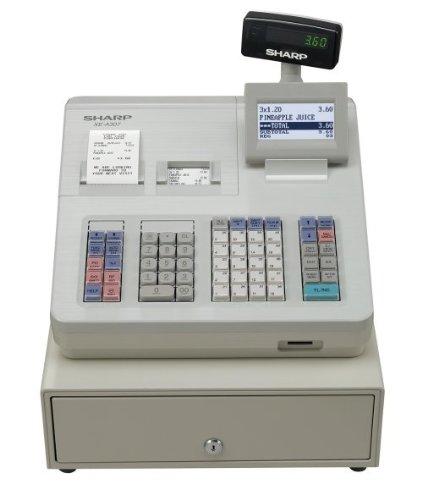 Deals For Sharp XE-A307 Electronic Cash Register Online