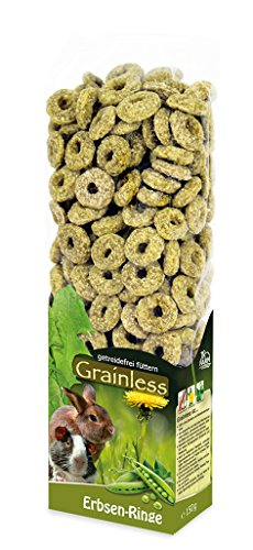 JR Grainless Kräuterolis Ringelblume-Banane 80 g (6er Pack)