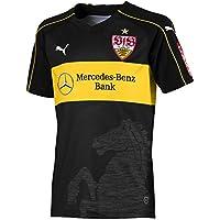Puma Kinder VfB Stuttgart 3rd Replica Shirt Jr W.Sponsor Trikot