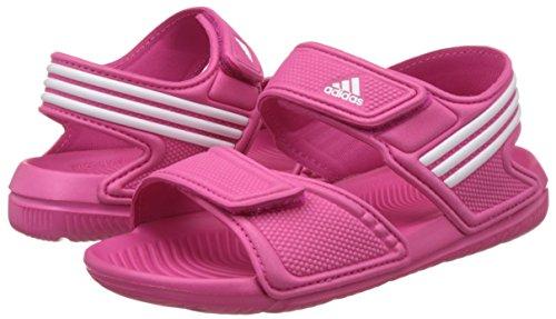 Adidas Akwah 9I badelatschen Rose - rose