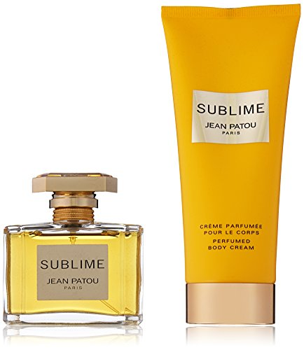 Jean Patou Sublime Set (Eau de Parfum, 75 ml Plus Body Lotion, 200 ml), 1er Pack (1 x 2 Stück) - Jean Patou Sublime Parfum