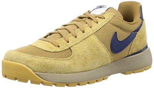 Nike Lavadome Ultra, Scarpe da Escursionismo Uomo Dorado (Metallic Gold / Midnight Navy-Golden Beige)