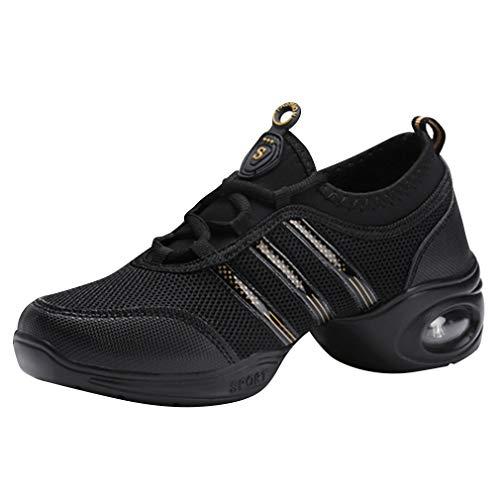 Mujer Dance Fitness Sneakers Entrenadores