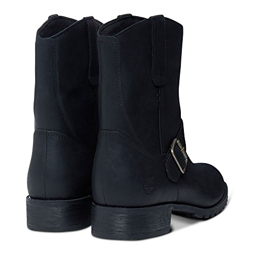 Timberland Banfield Pull On Boots  Black  7 UK