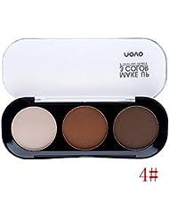 ROPALIA Natural Nude Eyeshadow Palette Eye Makeup Set 10 Styles