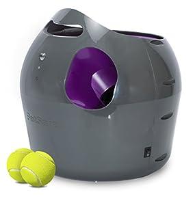 PetSafe - Lanceur de Balle Automatique pour Chien - Jouet Interactif pour Chien - Réglage Multiple - Utilisation en Intérieur et Extérieur