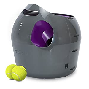 PetSafe Automatic Ball Launcher Dog Toy, Interactive Tennis Ball Throwing Machine for Dogs, Water Resistant 13
