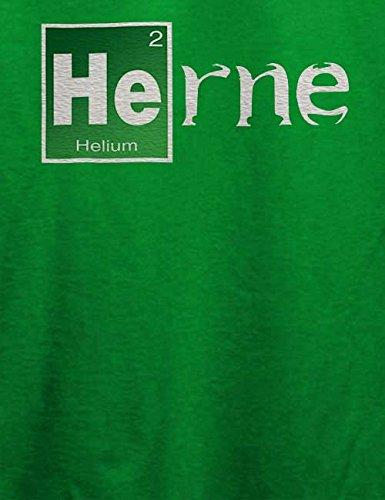 Herne T-Shirt Grün
