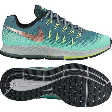 Nike Air Zoom Pegasus 33 Shield 849567-300 - Zapatillas de running