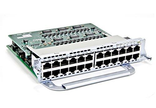 Cisco Systems Cisco 2600/2800/3700/3800 Zubehör Routermodul Fast/Giga 23 x 10/100 + 1 x 10/100 / 1000 + PoE (Ersatzteil) (2600 Cisco)