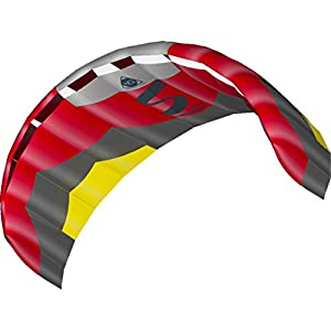 Invento 11769680-Symphony Pro 1.8Edge zweileiner Cometa Alfombras, a Partir de 12años, 60x 180cm Ripstop de Nylon 2-6Beaufort