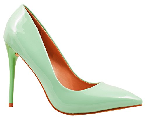 Elara - Scarpe con cinturino alla caviglia Donna Grün Paris