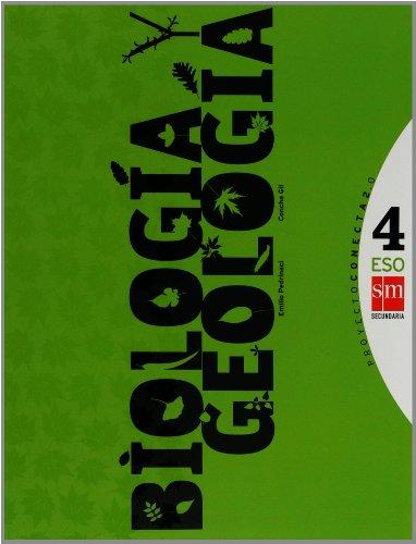 Biología y geología. 4 ESO. Conecta 2.0 - 9788467553246