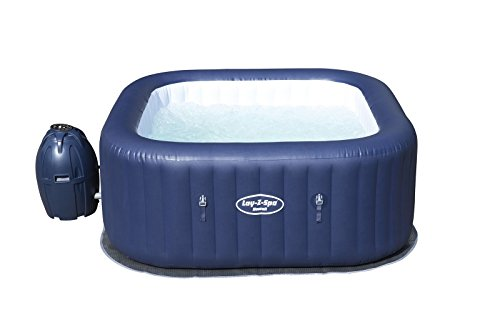 Lay-Z-Spa Hawaii Whirlpool eckig, 180x180x71cm