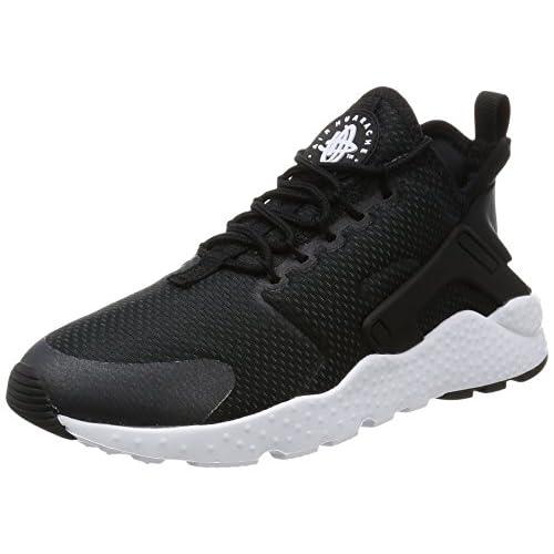 414yR%2B1BSHL. SS500  - Nike Women's Air Huarache Run Ultra Low-Top Sneakers