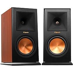 Klipsch RP-160M Lautsprecher, Farbe: kirsch, Paar