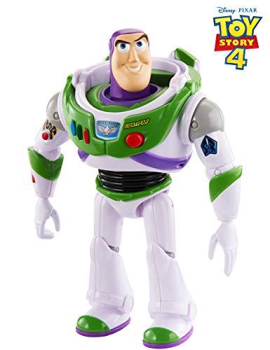 Disney Toy Story 4 - Statuetta parlante, 17,8 cm, con Effetti sonori