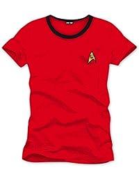 Star Trek T-Shirt -Uniform Scotty / Ingenieur
