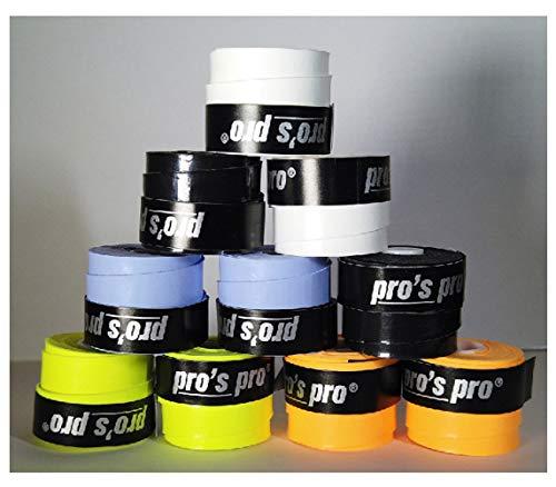Pros Pro Ichiban bunt 10 Tennis Griffbänder