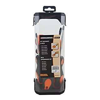 Armour & Danforth tmx1761Screwdriver Set, 6Piece