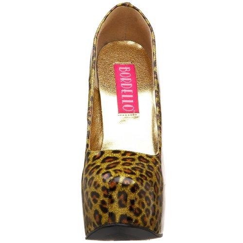 Bordello , Chaussures à talons femme Or