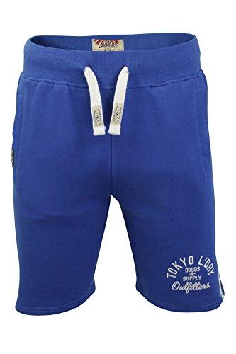 Tokyo Laundry Herren Shorts 'Westwood Pier' Ozean
