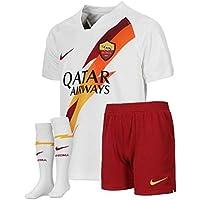 AS Roma Minikit Away 2019/20, Nike, Divisa da Calcio, Unisex Bambini
