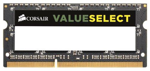 Corsair Value DDR3 4 GB 1600 MHZ Laptop Memory Ram