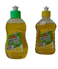 WhiterA Dishwash Gel 250ml, pack of 2