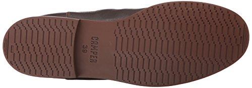 Camper Bowie K400023 004, Damen Stiefel Braun (Dark Brown)