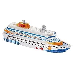 Kreuzfahrtschiff, ca. 7 cm
