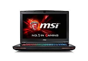 """MSI GT72S 6QE-083XFR (Dominator Pro G) Ordinateur Portable Non tactile 17"""" (43,18 cm) Noir (Intel Core i7, 16 Go de RAM, 1 To, GeForce GTX 980M)"""