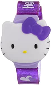 Hello Kitty - 25420 - Montre Fille - Quartz - Digitale - Bracelet Plastique Multicolore