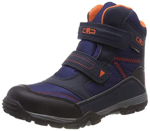 CMP Unisex-Kinder Pyry Bootsportschuhe, Silber (Argento A604), 30 EU