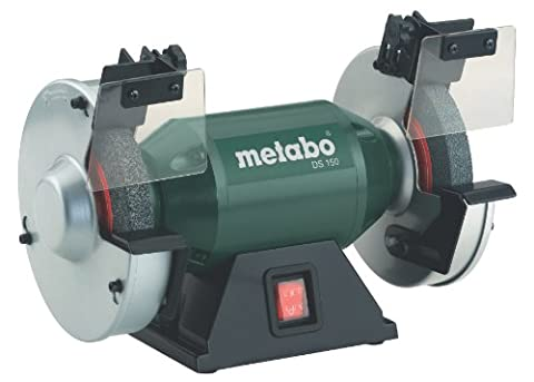 Metabo - DS 150 - 619150000 - Ponceuse stationnaire double (Import Allemagne)