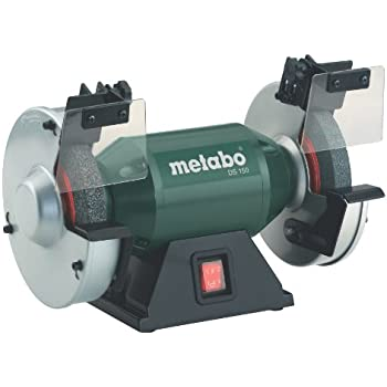 Magnificent Metabo Ds 150 240 V 150 Mm Bench Grinder Theyellowbook Wood Chair Design Ideas Theyellowbookinfo