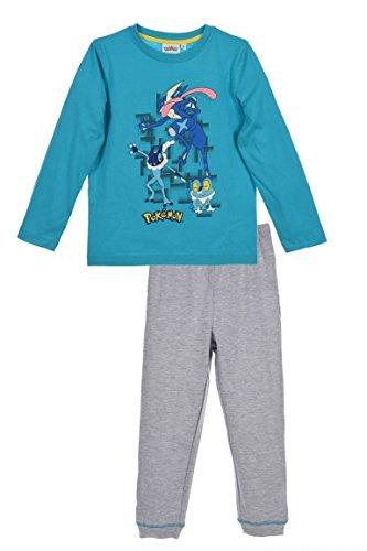 Pokemon-Pijama-dos-piezas-para-nio