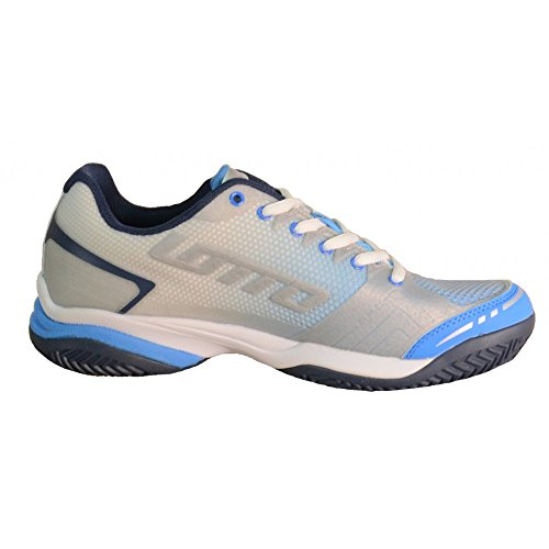 Viper Scarpe Ultra cly Tennis S1472 Grigio Azzurre Grigie Uomo Lotto SZdtwqS
