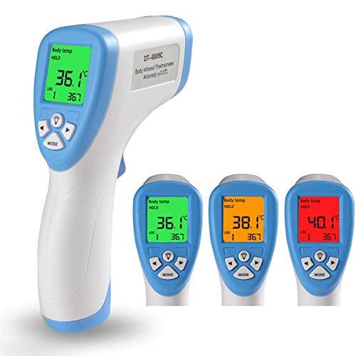 HYCy Baby-Thermometer-Pistole , Stirn , Berührungslos , Für Fieber, für Kinder, Kinder, Erwachsene, Kleinkinder, Kleinkinder