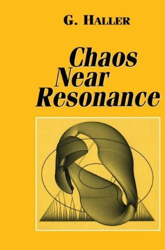 Chaos Near Resonance (Applied Mathematical Sciences) 1999 edition by Haller, G. (1999) Hardcover