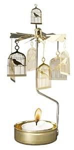 Pluto - Bougeoir Carrousel Cage à€ Oiseaux